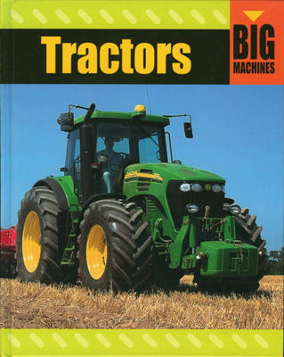 Tractors by David Glover image