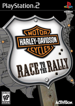 Harley Davidson: Race to the Rally for PlayStation 2