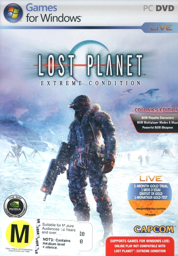 Lost Planet: Extreme Condition for PC Games image