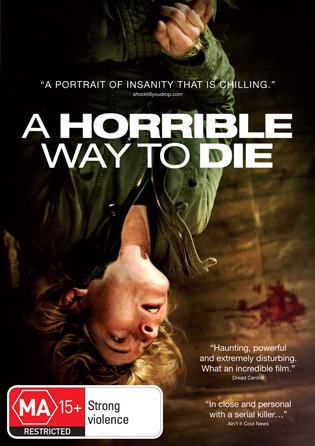A Horrible Way to Die on DVD