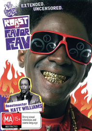 Comedy Central Roasts: Flavor Flav on DVD