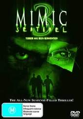 Mimic 3: Sentinel on DVD