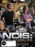 NCIS Los Angeles - The Fifth Season DVD