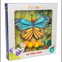 Le Toy Van: Petilou - Caterpillar to Butterfly