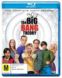 The Big Bang Theory - The Complete Ninth Season on Blu-ray