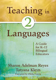 Teaching in Two Languages by Sharon Adelman Reyes image