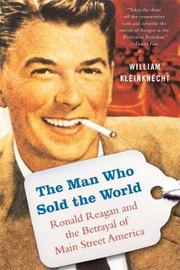 The Man Who Sold the World by William Kleinknecht image
