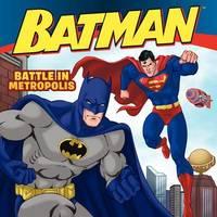 Battle in Metropolis by John Sazaklis
