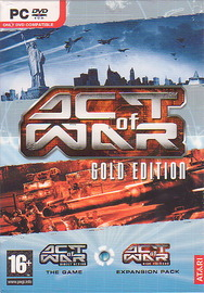 Act of War Gold Edition for PC Games