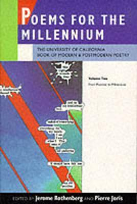 Poems for the Millennium: v. 2