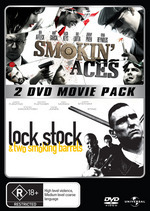 Smokin' Aces / Lock, Stock And Two Smoking Barrels - 2 DVD Movie Pack (2 Disc Set) on DVD