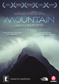 Mountain on DVD