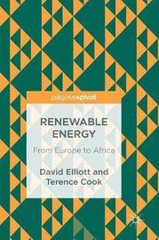 Renewable Energy by David Elliott