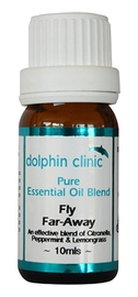Dolphin Clinic Essential Oil Blend - Fly Far-Away (10ml)