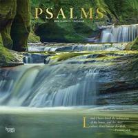 Psalms 2019 Square Wall Calendar by Inc Browntrout Publishers