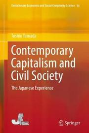 Contemporary Capitalism and Civil Society by Toshio Yamada