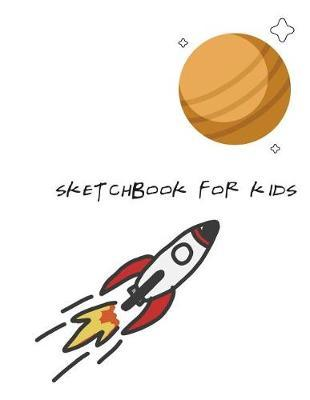 Sketch book For Kids by Blue Elephant Books