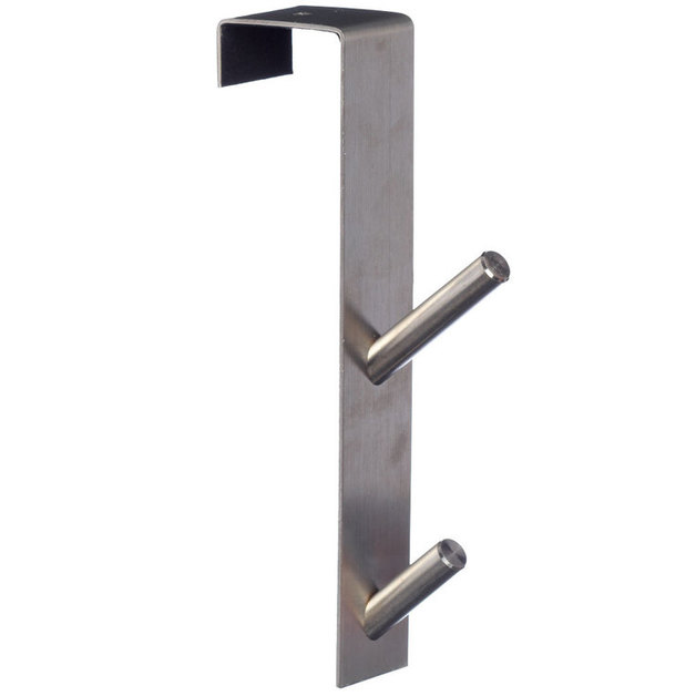 L.T. Williams - Stainless Steel Over the door Hook - Double