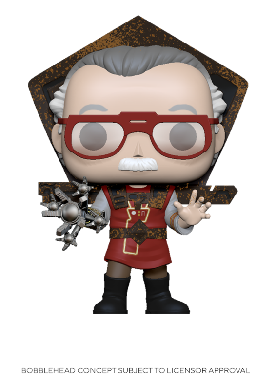 Stan Lee: (Thor Ragnarok) - Pop! Vinyl Figure