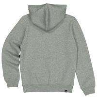 Silver Ferns Logo Youth Hoodie - Gray (12 Yr)