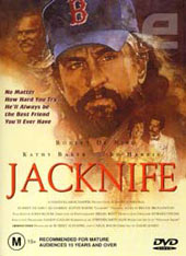 Jacknife on DVD