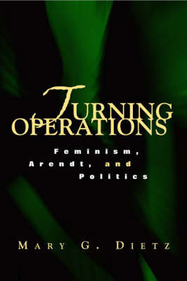 Turning Operations by Mary Dietz