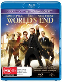 The World's End (Blu-ray/Ultraviolet) on Blu-ray