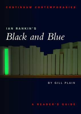 """Ian Rankin's """"Black and Blue"""" by Gill Var Plain (Lecturer in English, University of St Andrews) image"""