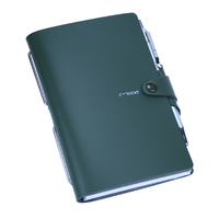 Ciak Mood Lined Notebook 90x160mm - Green