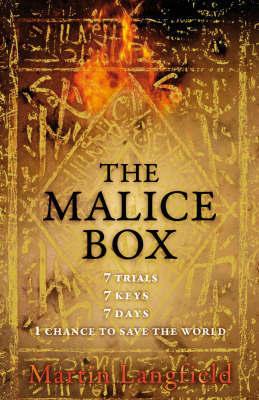 The Malice Box by Martin Langfield image