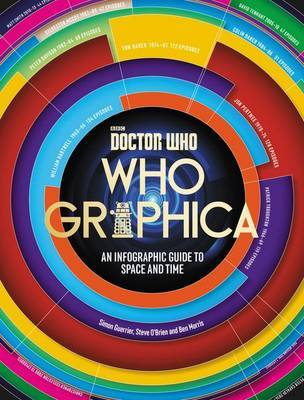 Doctor Who: Whographica by Steve O'Brien image
