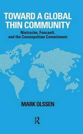 Toward a Global Thin Community by Mark Olssen image