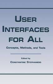 User Interfaces for All