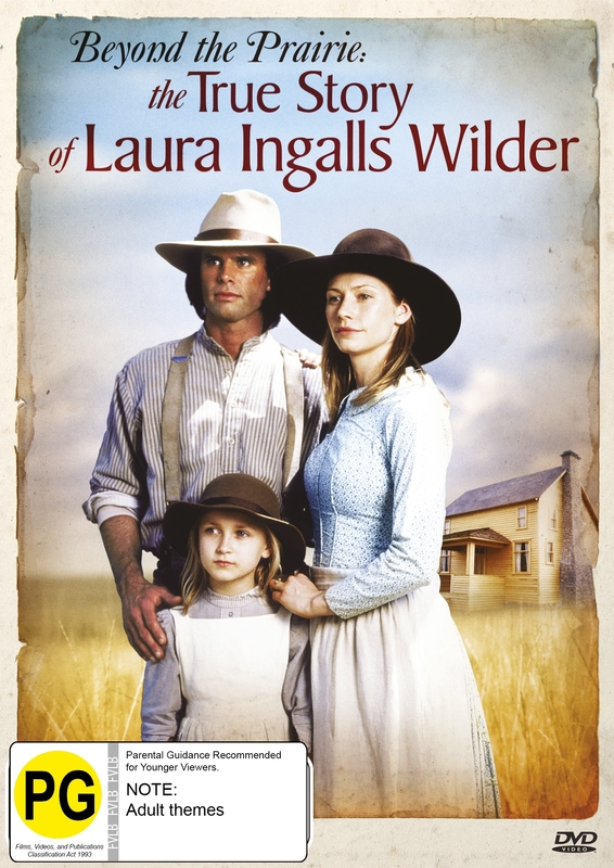 Beyond The Prairie: The True Story Of Laura Ingalls Wilder on DVD
