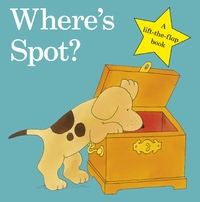 Where's Spot (Lift the Flap) by Eric Hill image