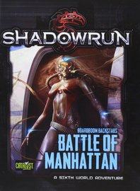 Shadowrun RPG: Battle of Manhattan - Game Supplement