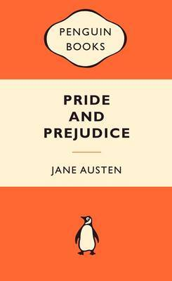 Pride and Prejudice (Popular Penguins) by Jane Austen