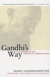 Gandhi's Way by Mark Juergensmeyer image