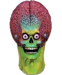 Mars Attacks Soldier Martian Mask
