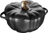 Staub Cocotte Pumpkin Black 24 cm