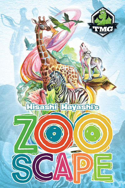 ZooScape - A Curio Collector Game