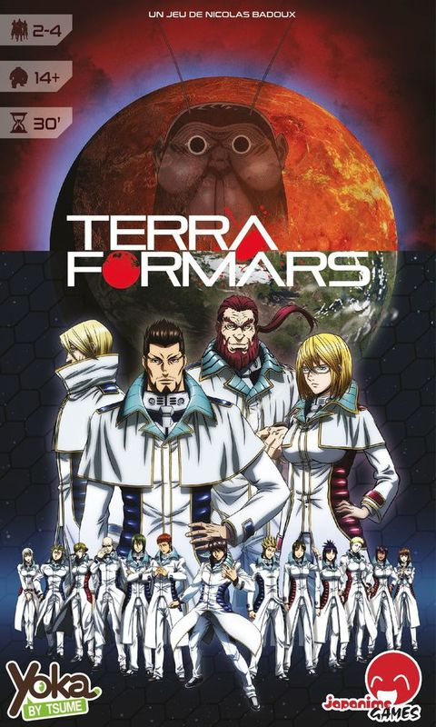 Terra Formars - The Game
