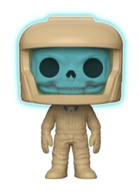 Dr Who - Vashta Nerada (Glow) Pop! Vinyl Figure (LIMIT - ONE PER CUSTOMER)