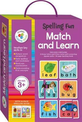 Hinkler: Spelling Fun - Match & Learn Cards
