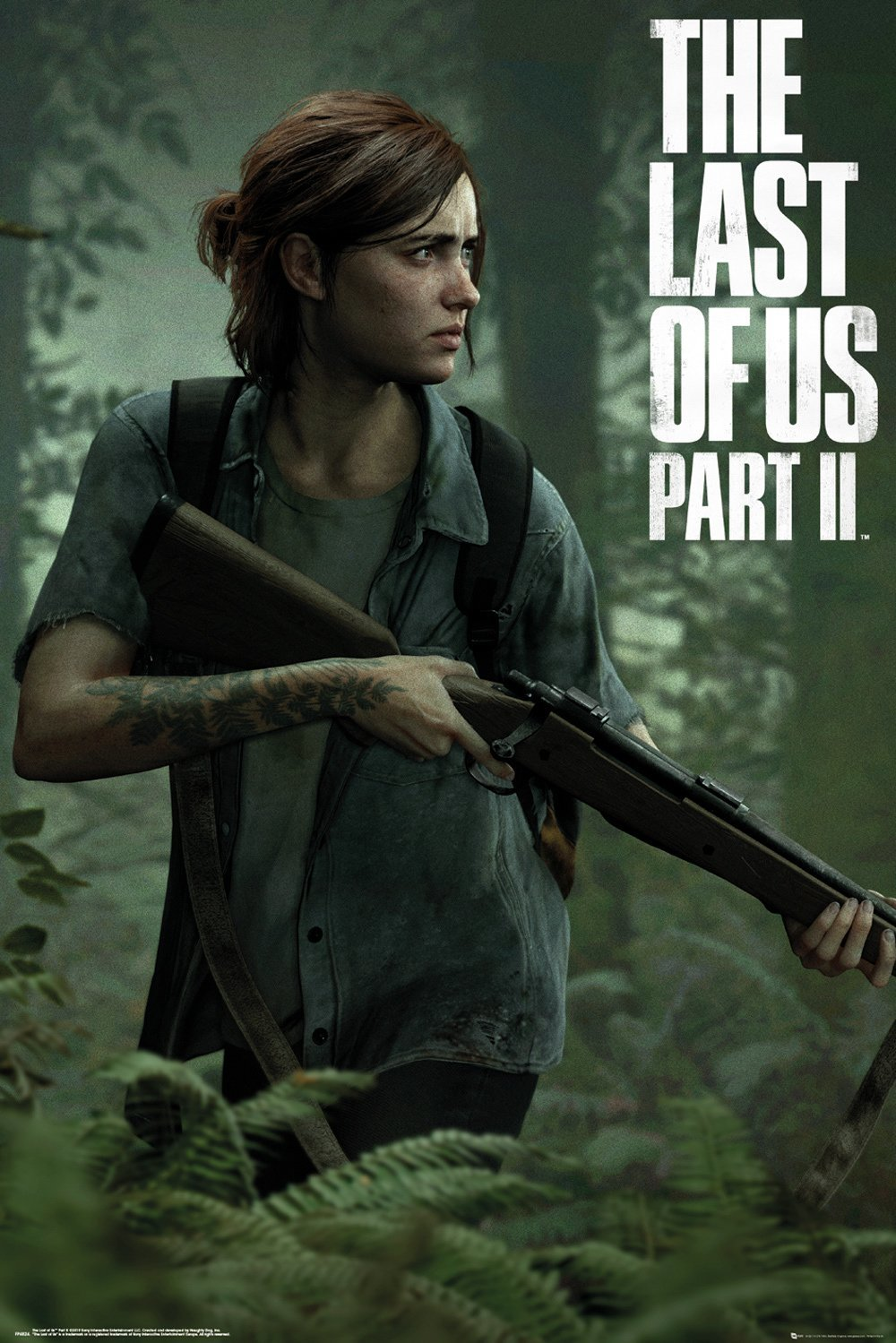 The Last of Us 2: Maxi Poster - Ellie (1022) image