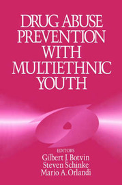 Drug Abuse Prevention with Multiethnic Youth image