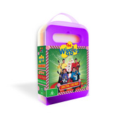 Wiggles, The - Christmas 3 DVD Pack (Handle Case) on DVD