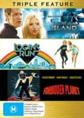 The Island / Logan's Run / Forbidden Planet - Triple Feature (3 Disc Set) on DVD