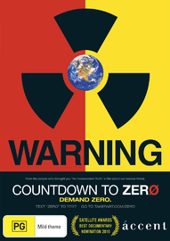 Countdown to Zero on DVD