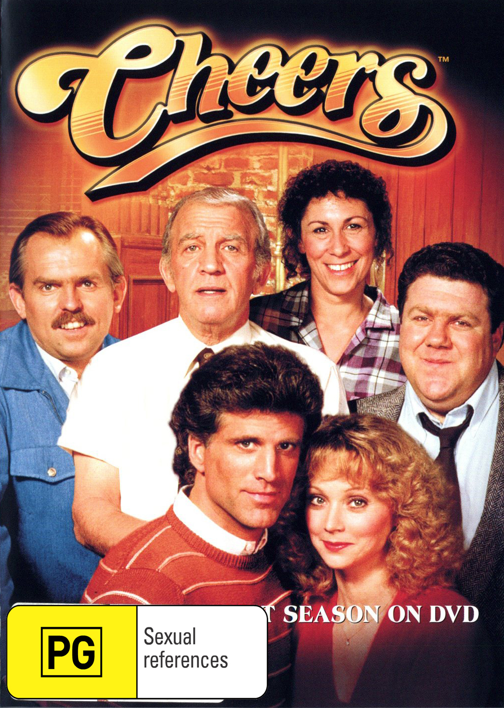 Cheers - Complete Season 1 on DVD image